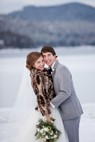 Whitefish MT Lake Wedding