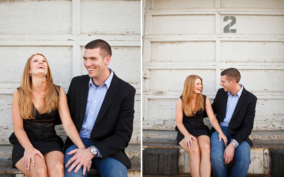 Billings Montana Wedding Photographer 03 Tweet Downtown Engagement Session
