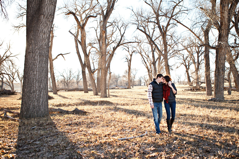 Cozy Fall Engagement Photography Ideas