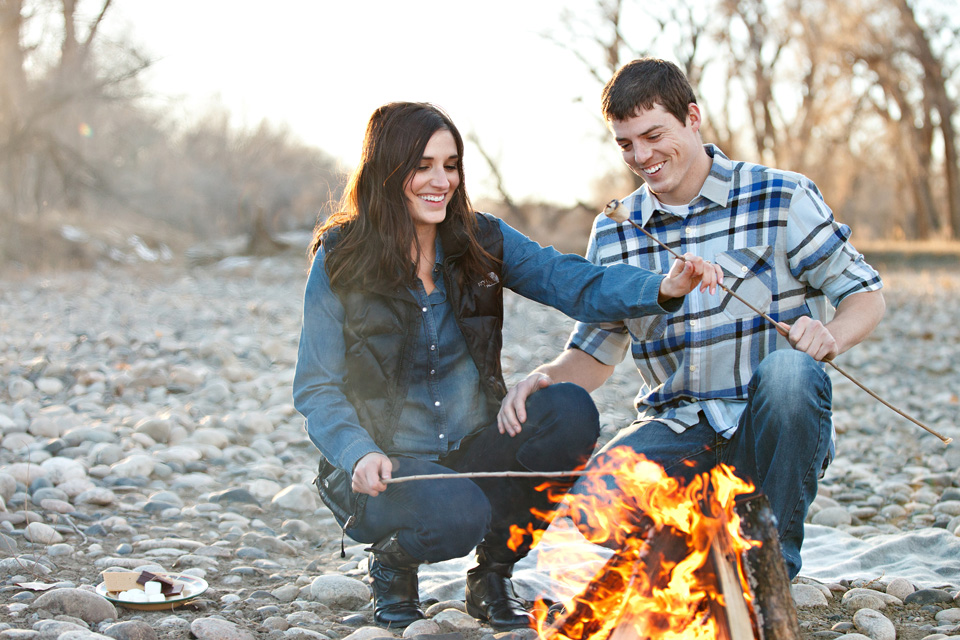 Cassie Smart's Engagement Pictures