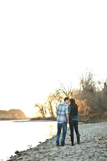 Best Outdoor Montana Engagement Session