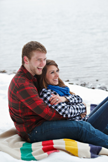Flathead Valley Engagement Session