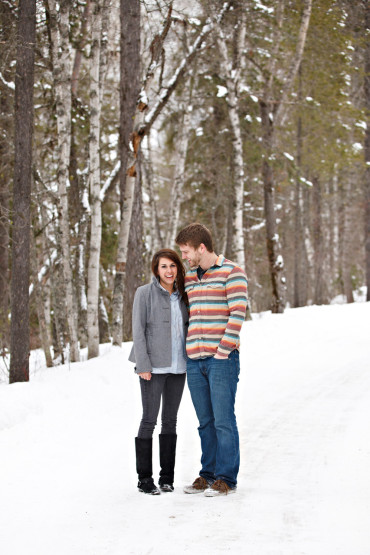 Best Montana Engagement Portrait Photographer