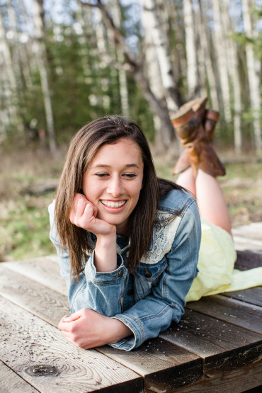 Kalispell Senior Photographers