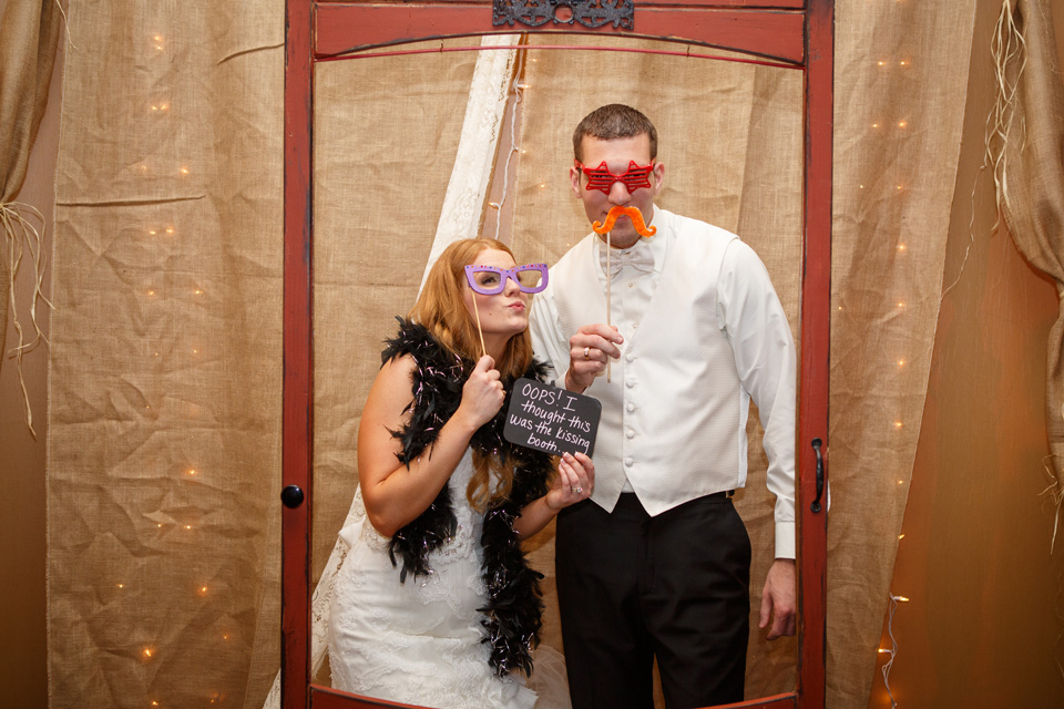 Billings Montana Photo Booths Weddings