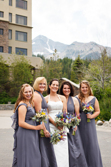 Weddings in Big Sky Montana