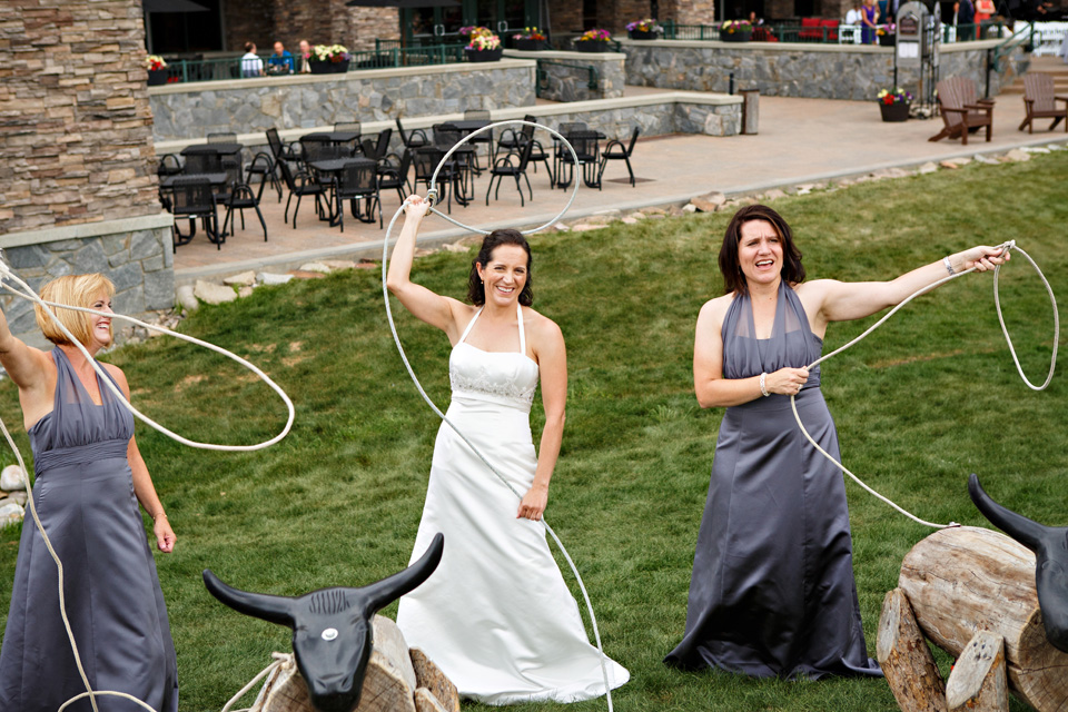 Real Montana Weddings