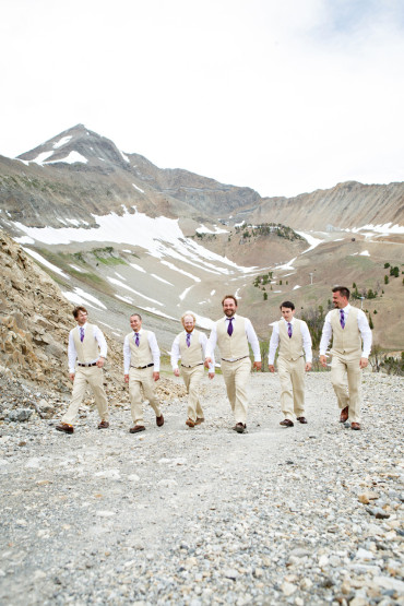 Big Sky Resort Weddings