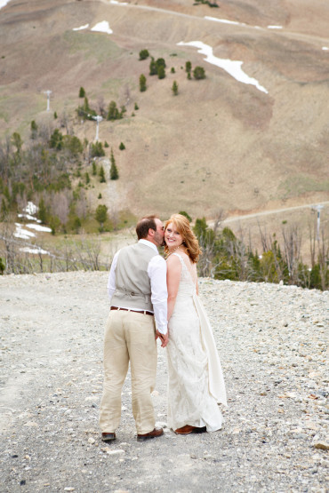 Big Sky Wedding Pictures