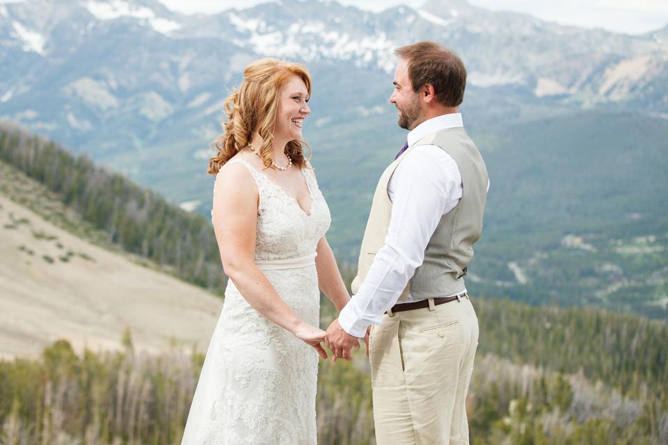 Wedding Photographers in Big Sky Montana