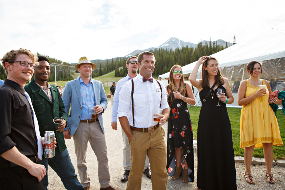 Wedding Pictures in Big Sky Montana