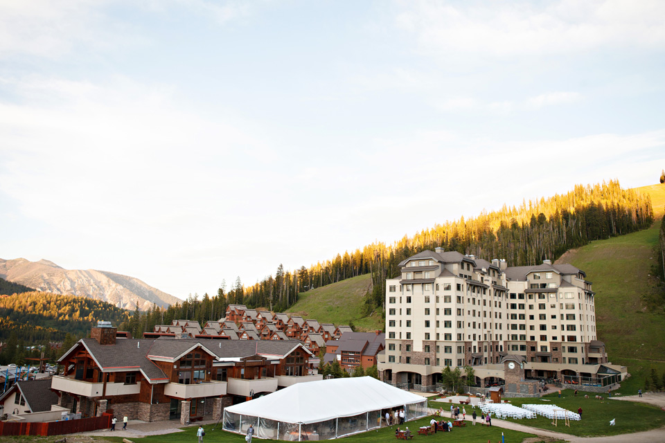Best Big Sky Montana Wedding Venues