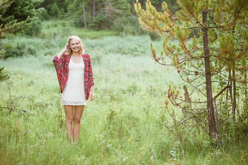 Flathead Montana Senior Photographers