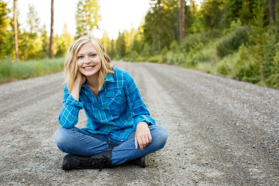 Flathead Valley Senior Photographers