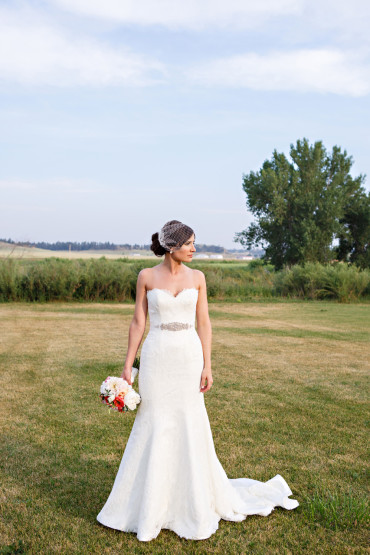 Montana Bride - Brooke Peterson Photography