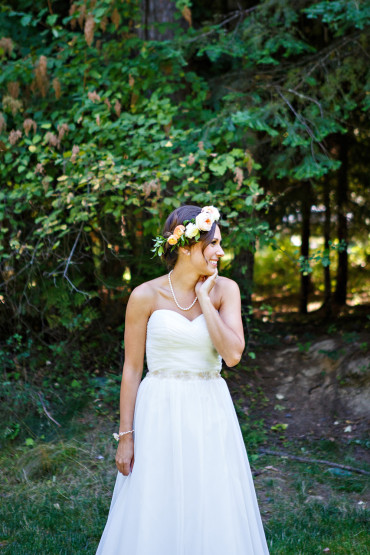 Courtney of Willow Bride married