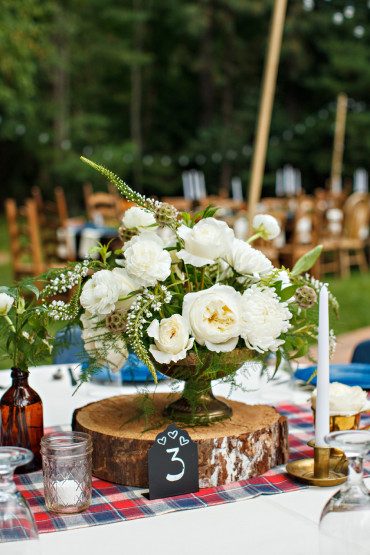 Best wedding details for outdoor weddings in the mountains