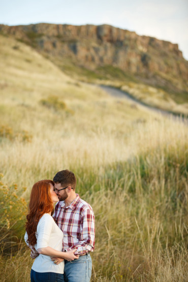 Wedding photographers in Bozeman