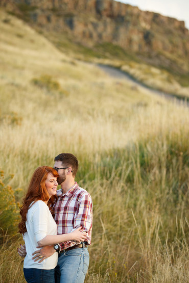 Montana wedding photographers travel to Golden, CO