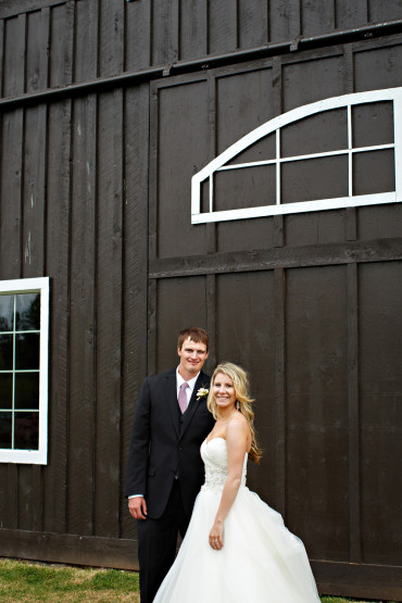 Barn weddings in Montana