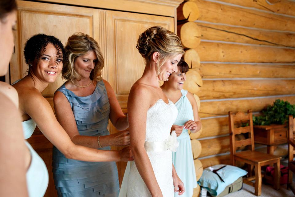 Weddings at Rock Creek Resort