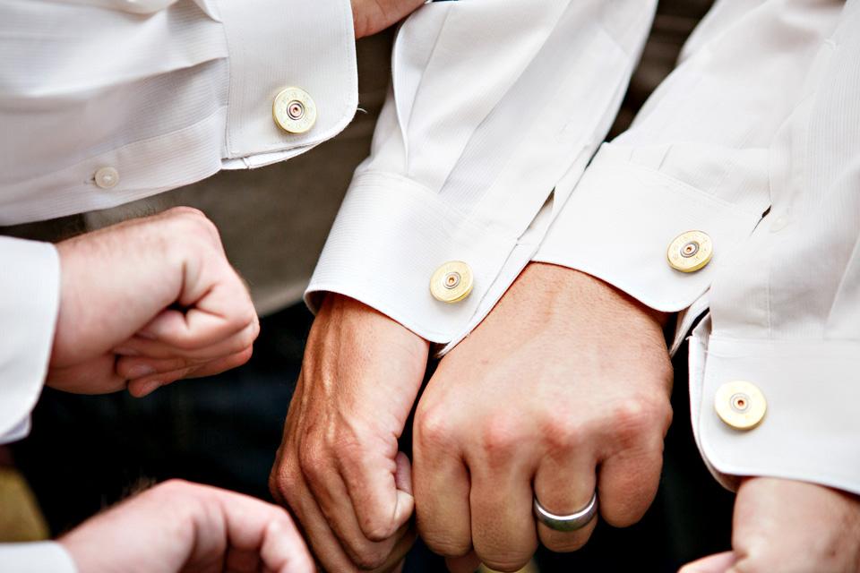 Montana wedding details