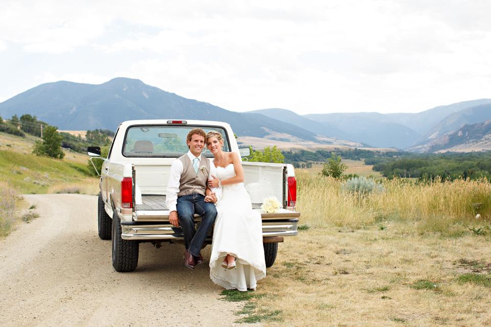 Best wedding pictures in Montana