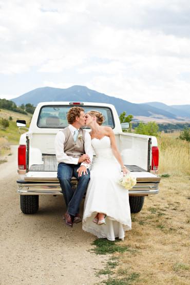 Best wedding photographer in Montana