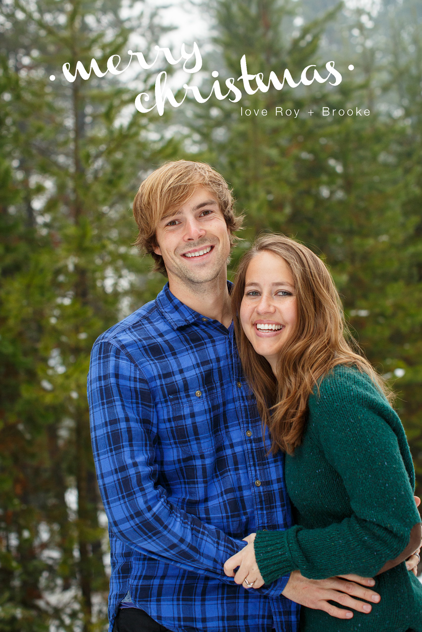Bozeman Wedding Photographers Christmas
