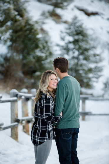 Butte MT Engagement Photographer
