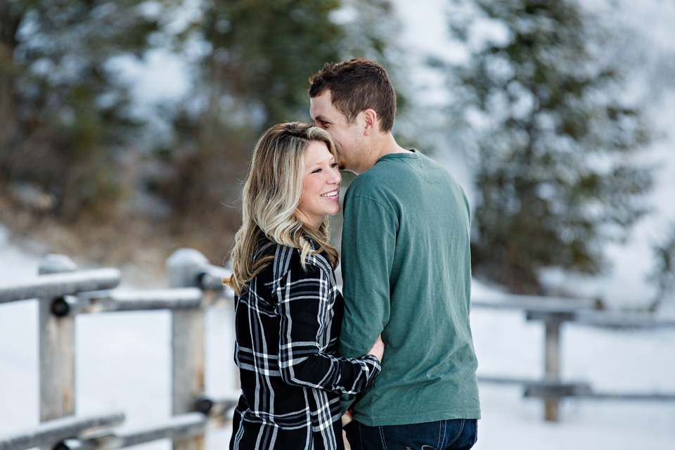 Engagement Photos in Butte