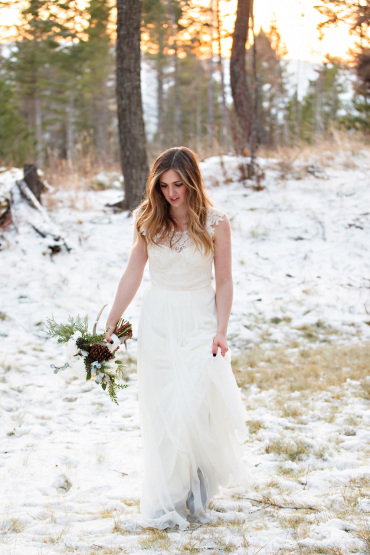 Whitefish Montana Styled Shoot