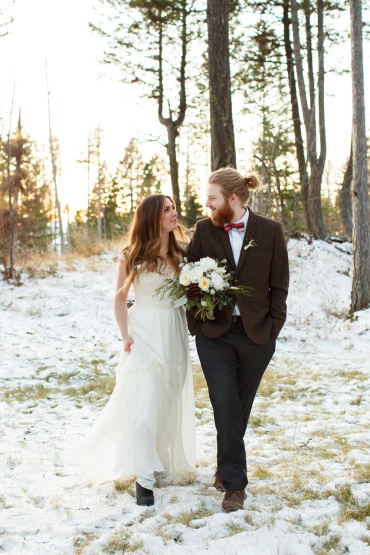 Styled Shoot in Montana
