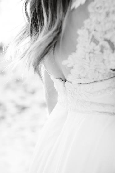 Claire La Faye gown