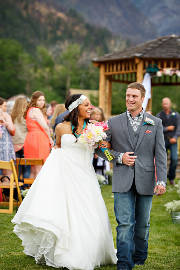 Livingston Montana Wedding