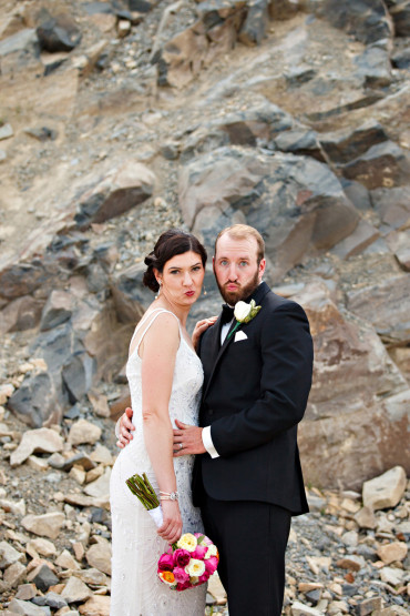 Big Sky MT Wedding