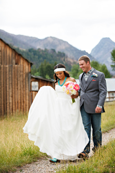 Livingston MT Weddings