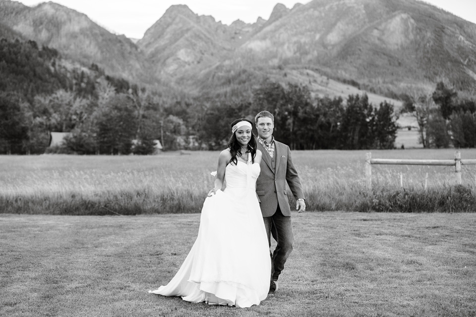 Deep Creek Range Wedding