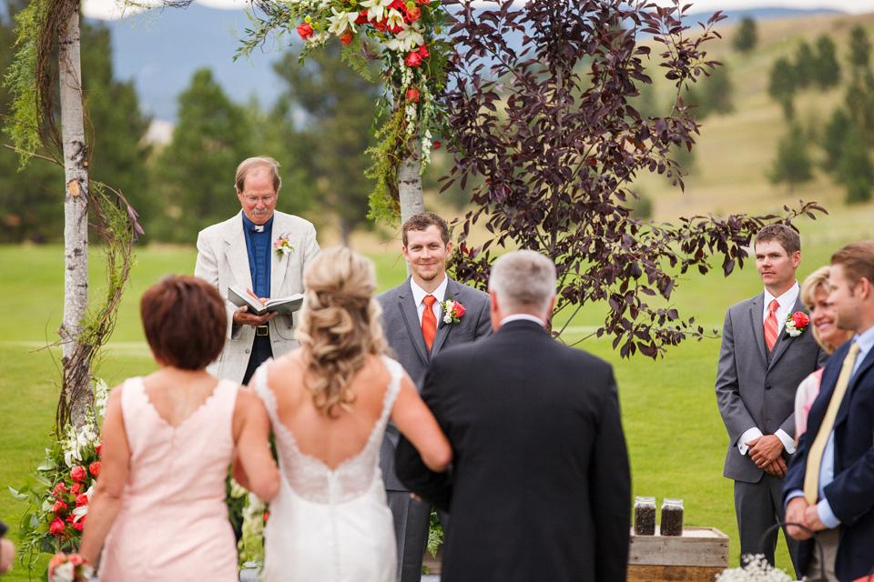 Pine Meadows Golf Course Wedding