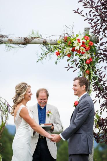 Lewistown MT Wedding