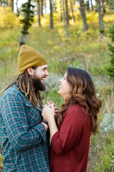 Bozeman Montana Engagement Photographer
