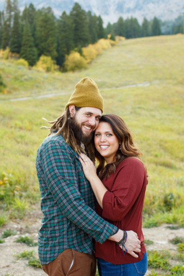 Bozeman Montana Engagement Photographers