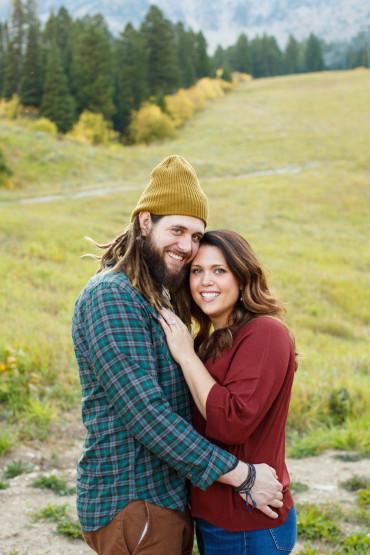 Bozeman Montana Engagement Photographers