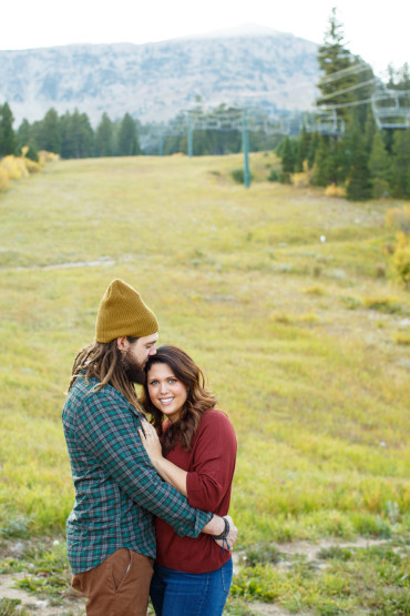 Bridger Bowl Wedding Photographer
