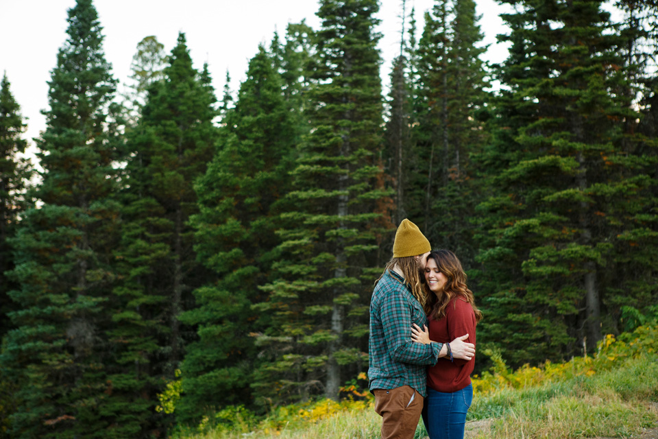 Bozeman Engagement Session