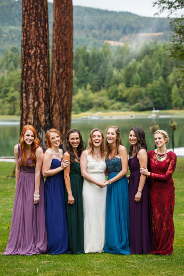 Bigfork Montana Wedding Photographers