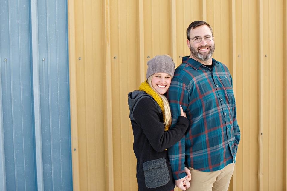 Bozeman Engagement Photographer