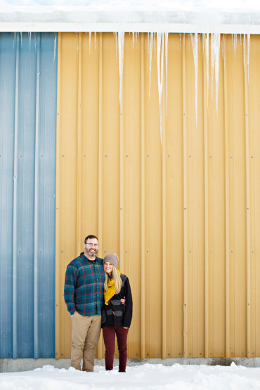 Bozeman Engagement Photographer