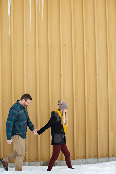 Bozeman Engagement Photography