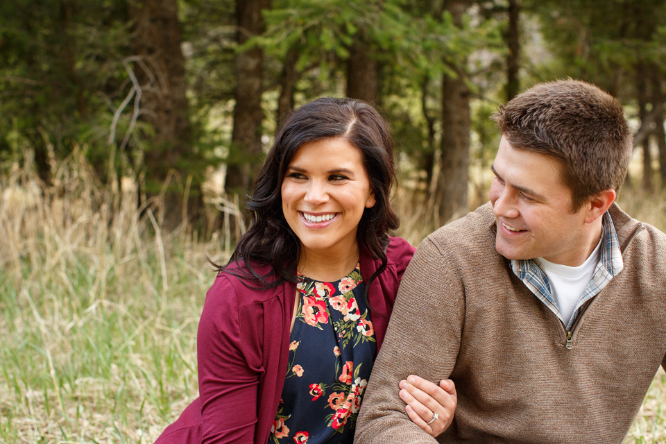 Engagement Session Bozeman